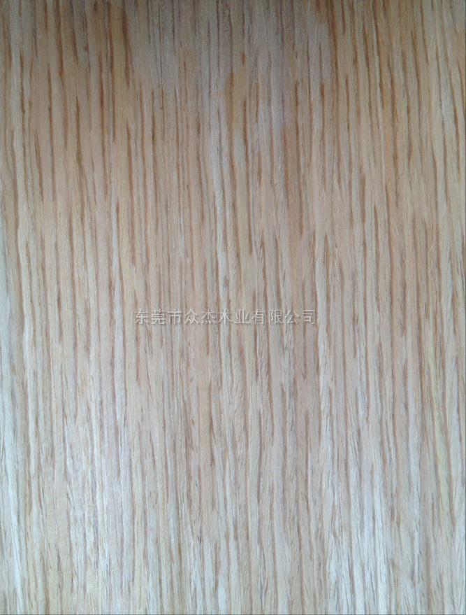 直纹橡木 虎斑橡木 人造木皮白橡 红橡木皮