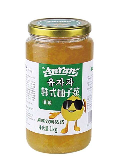韩式柚子茶