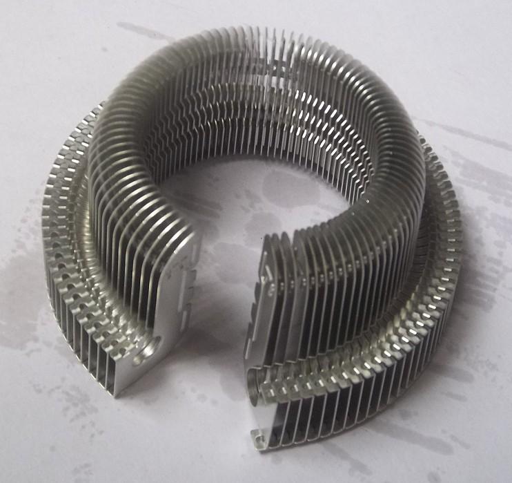 環形散熱器
