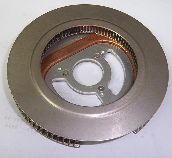 环形散热器