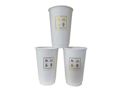 东莞奶茶纸杯定制
