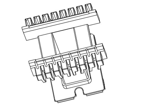 PY-4212  EI-42(8+8P)立式单槽