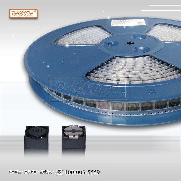 贴片叠层电感 0805 100UH 2mA