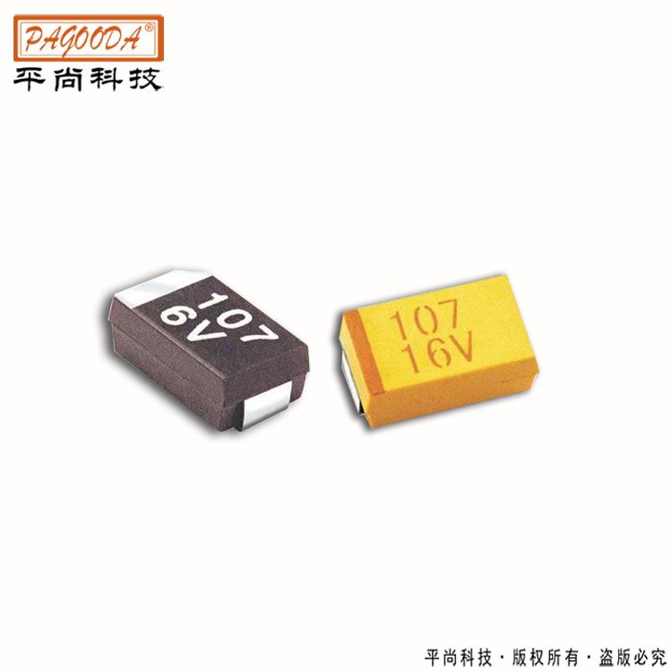 2917 10V 100uf ,D型钽电容