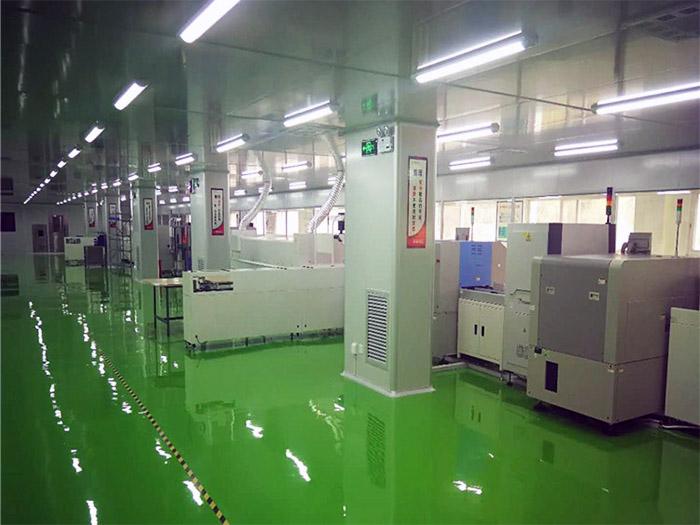 防腐防靜電地板