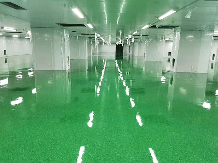 防靜電地板