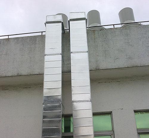 通風工程案例