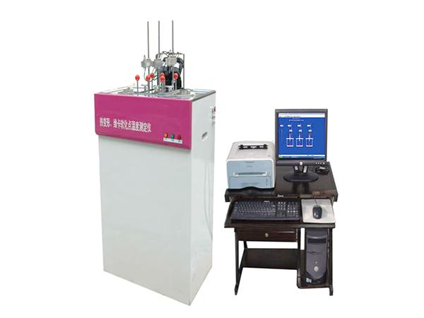 YH-951熱變形維卡軟化點測定儀