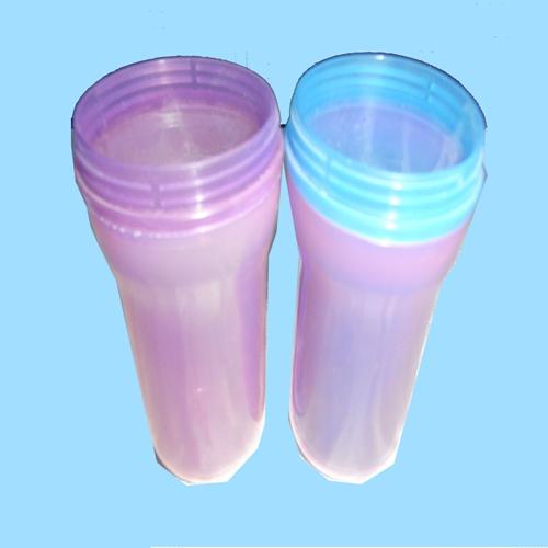 旋转定位式塑胶熔接机+PP保温杯样品