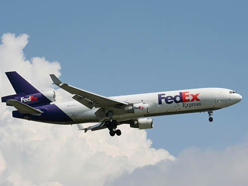 FEDEX物流飞机