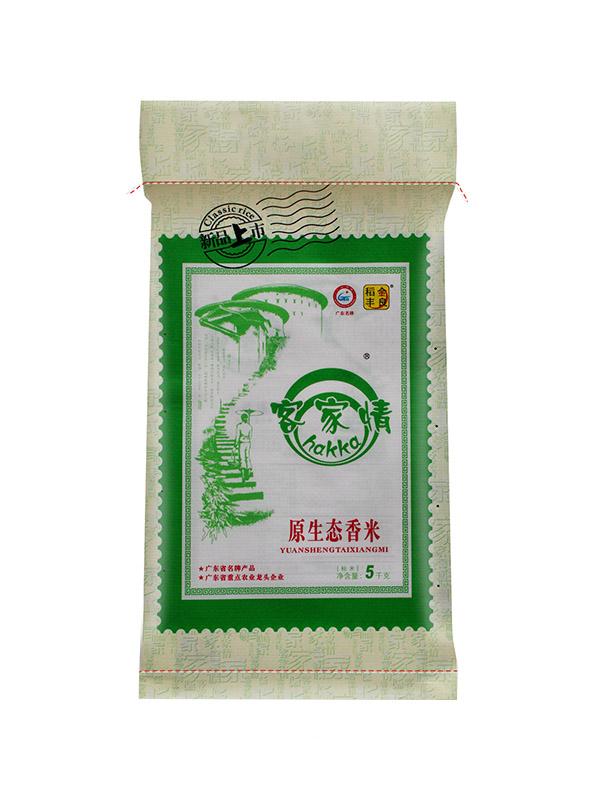 原生态香米