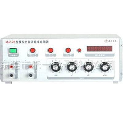 25型接地导通电阻<br>测试仪检定装置