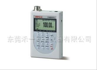 F490A 帶有記錄功能的便攜式測力儀表