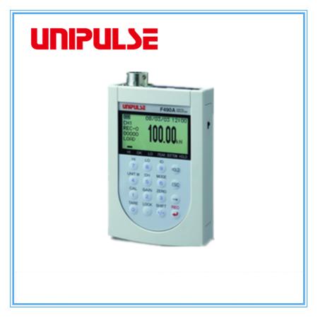 UNIPULSE F490A便攜式測力儀表(含有波形顯示/數據記錄)