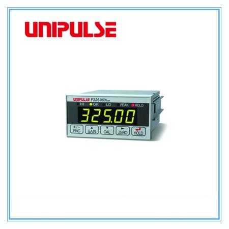 UNIPULSE F325數字測力儀表(高速反應/高速峰值保持功能)