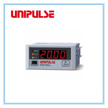 UNIPULSE F331 USB通訊數字測力儀表(配置計算機設定管理軟件)
