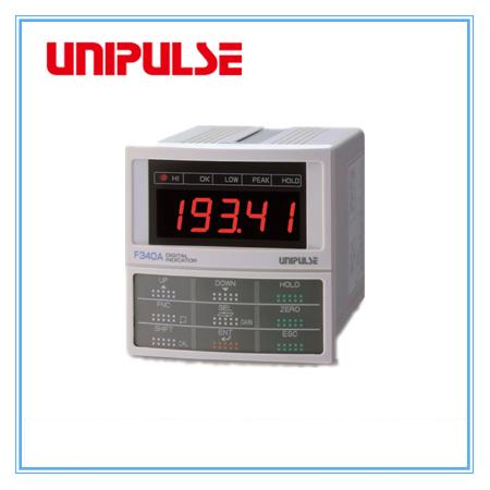 UNIPULSE F340A數字測力儀表(備有模擬峰值功能)