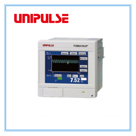 UNIPULSE F388A波形比較測力儀表(標準電流/電壓輸出傳感器)
