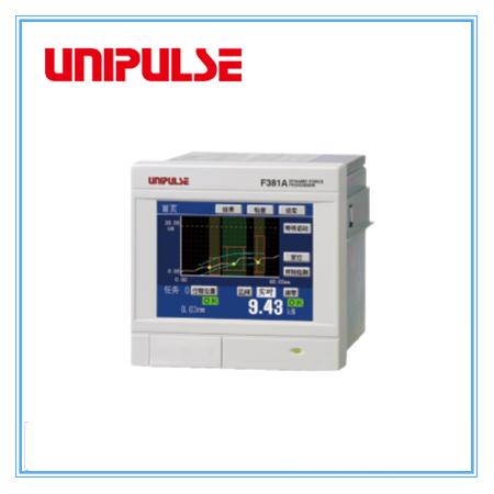 UNIPULSE F381A波形比較測力儀表(可加SD卡存儲功能)