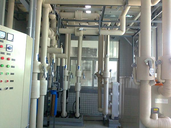 机器设备冷却循环水系统