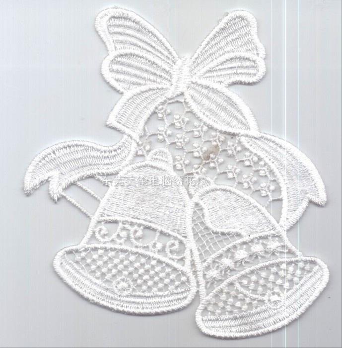 网布花边,棉布花边,水溶刺绣面料 网布刺绣面料 棉布绣花面料 朵花花片,专业生产、制造花边