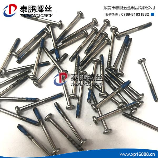 不锈钢圆头螺丝BM2.5-26