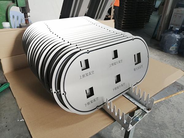 东莞机械设备类控制面板加工