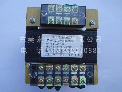 大连机床控制变压器接线图
