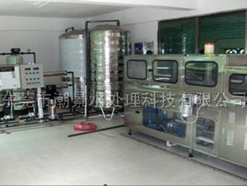 桶装水生产线-东莞市潮景净水器设备-企讯网