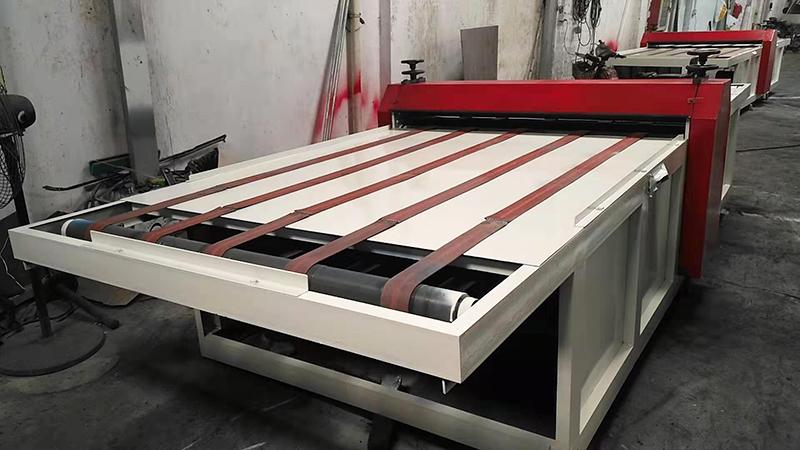 高速自动_整套纸箱机械价位_亮枫纸箱机械
