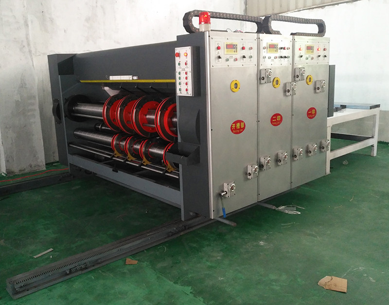 纸箱开槽机批发_亮枫纸箱机械_双色印刷_高速数控_纸箱印刷