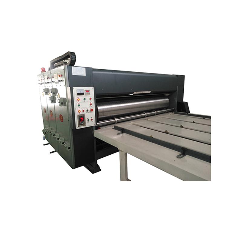 水墨印刷_半自动开槽机生产厂家_亮枫纸箱机械