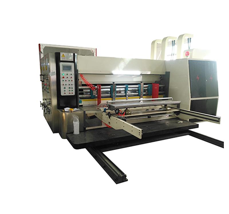 水墨印刷機紙箱機械哪家便宜_亮楓紙箱機械_包裝紙盒_糊盒機_高速