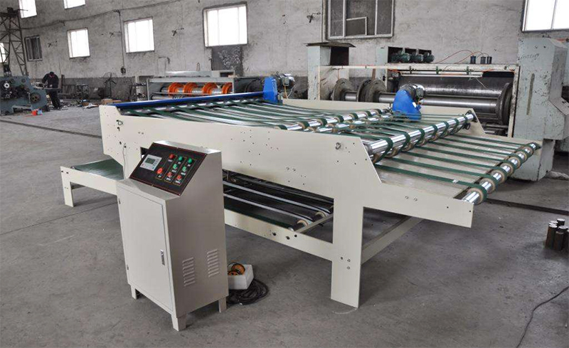 印刷機堆碼機加工廠家_亮楓紙箱機械_印刷機_紙板_紙箱自動