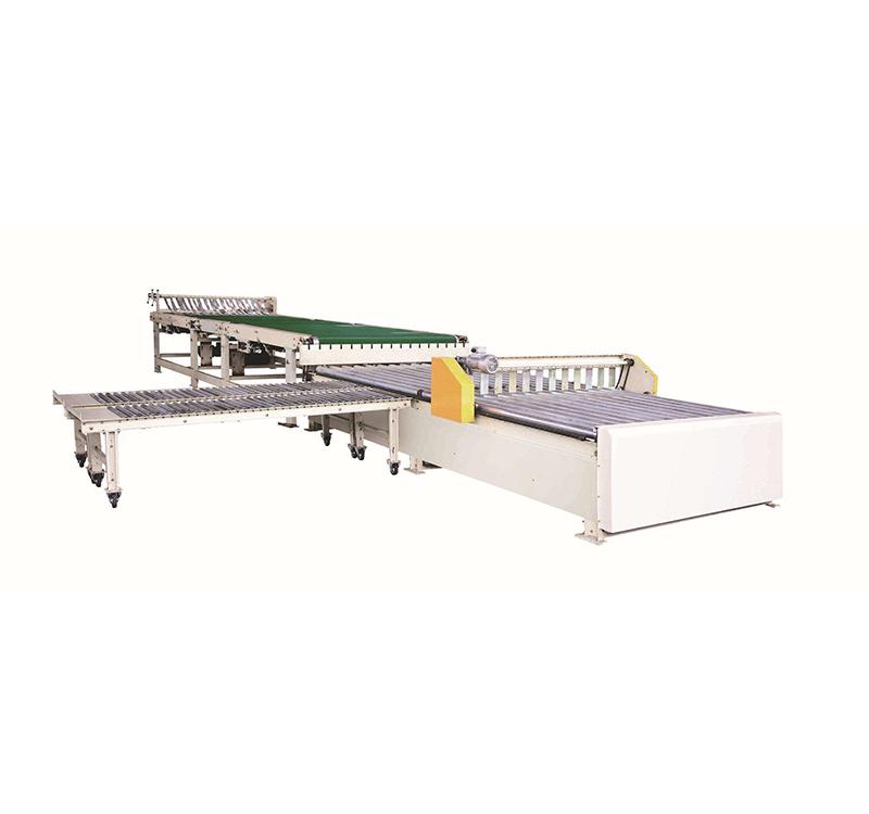 紙箱包裝堆碼機價格多少_亮楓紙箱機械_紙箱包裝_紙板_自動_二手