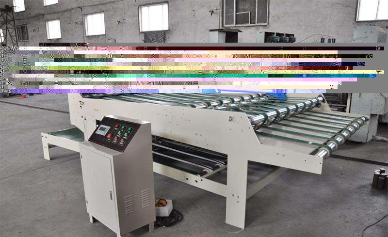 广西自动堆码机_亮枫纸箱机械_纸张_印刷机_码垛机_全自动