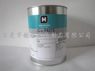molykote G-n paste二硫化钼润滑脂