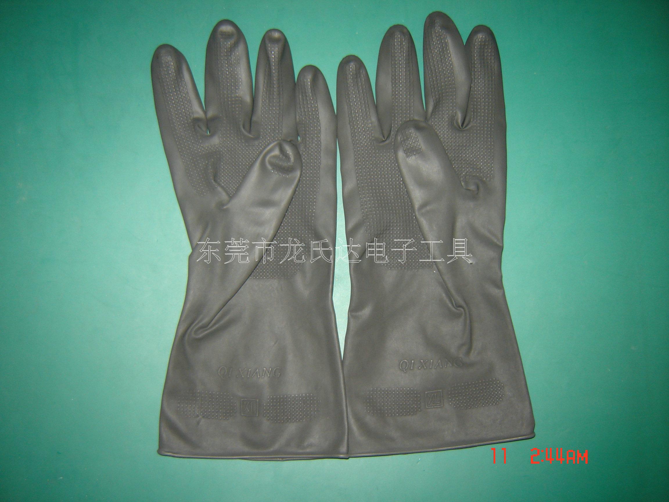 工業膠手套