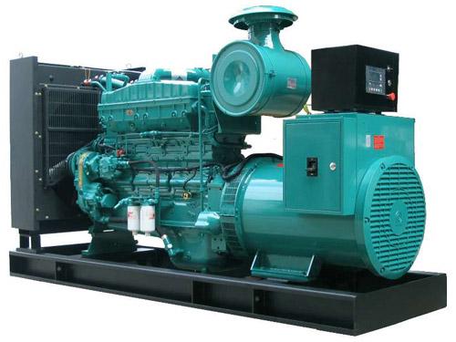 柴油发电机组  产品描述:供应400kw重庆康明斯发电