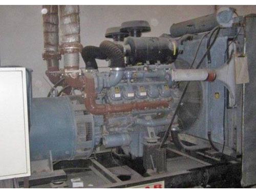 二手底特律发电机出售