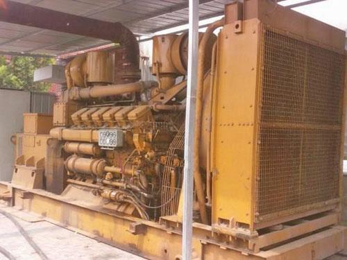 二手济柴发电机出售