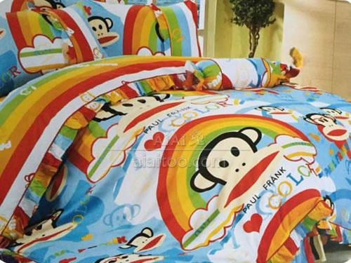 D1501彩虹大嘴猴