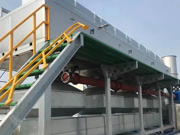 广州催化燃烧装置
