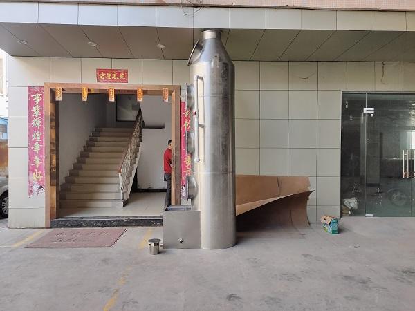 东莞不锈钢喷淋塔