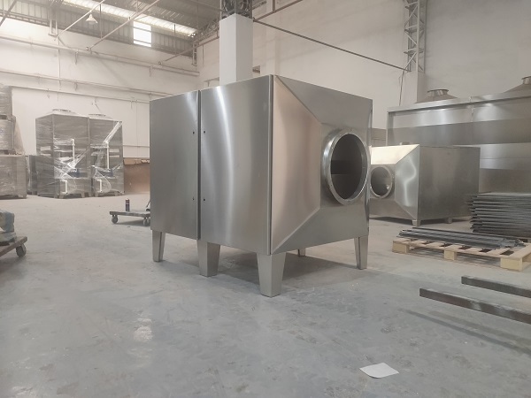 东莞不锈钢活性炭吸附箱