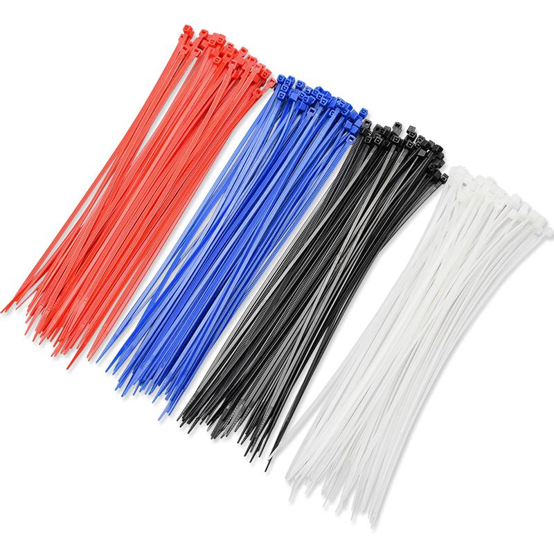 河南扎带价格 铁芯 UL认证 重量轻 承受力强 爱迈立塑胶