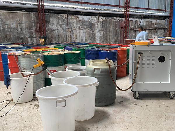 貿易公司液壓油凈化