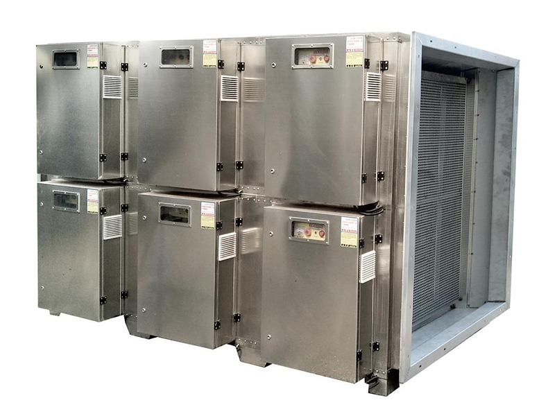 UV高效光解废气处理设备