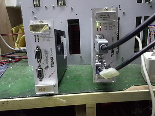 SCHMOLL钻孔机TUMA转速卡