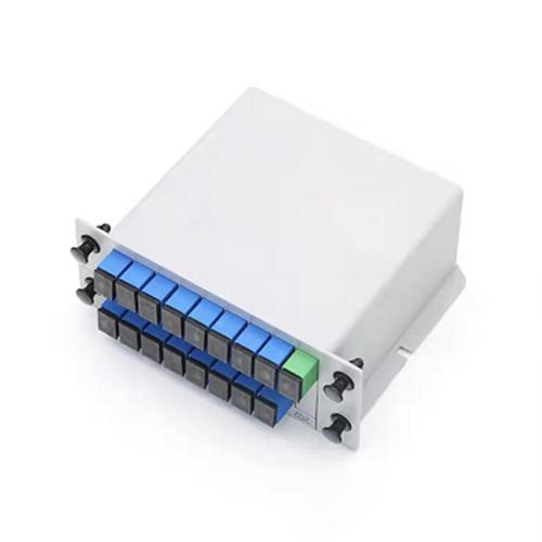 PLC分路器插片式1*16